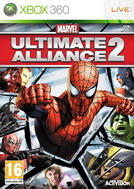 Marvel Ultimate Alliance 2 RF XBOX360-SPARE